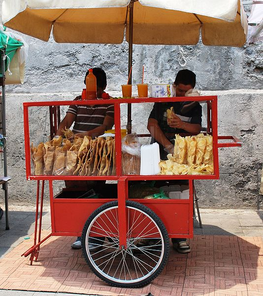 Street Food Stand