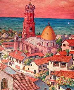 Puerto Vallarta in Red