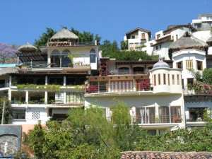 Cluster of homes in Puerto Vallarta