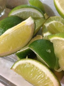 Delicious Mexican limes